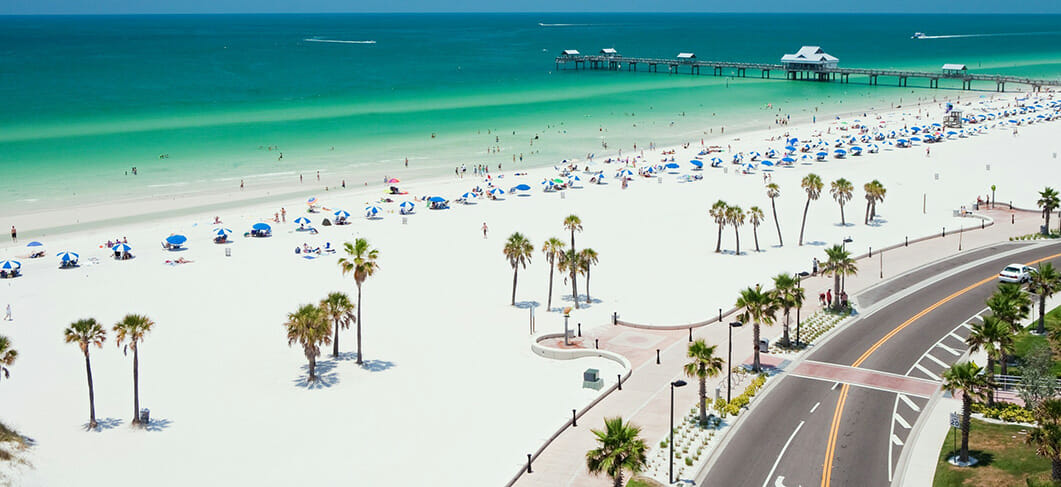 Clearwater Beach FL Inspections
